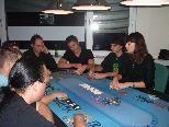 Spannung pur bei der Landesmeisterschaft im Pokern.