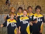 Theo, Jakob, Julian, Ruben, Max und David sind begeisterte Volleyballer.