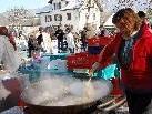Treffpunkt WIGE- Markt heißt es am Sonntag in der Marktgemeinde Frastanz.