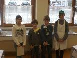 Volksschüler besuchten die VMS