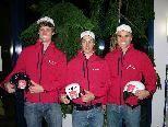 v.l.n.r.: Michael Hämmerle, Lukas Mathies, Markus Schairer