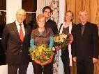 vlnr: Albert Skala, Hannelore Brigola, Beat Grabherr, Christine Vielgut, Wolfgang Türtscher