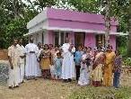 Das Ziel für 2011 ist es den Bau weiterer 40 Häuser zu ermöglichen.