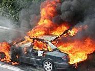 Die Feuerwehr konnte den Brand in kurzer Zeit löschen.