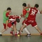 FC Lingenau steht sensationell im Halbfinale des Ländle Hallenmasters in Wolfurt.