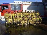 Kürzlich erhielten wieder einige Mitglieder der Feuerwehr das Technisches Leistungsabzeichen Stufe 2 in Silber.