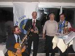 Martin Ortner, Vizepräsident Dr. Reinhard Spöttl, Werner Reinstadler, Präsident KR Walter Eberle
