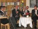 v.l.n.r.: Martin Herburger, Ruth Weiskopf, Anton Amann, Gottfried Brändle, Erich Gruber.