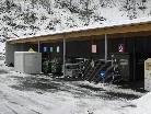 """Das 2010 eröffnete Alt- und Wertstoffsammelzentrum zählte im Vorjahr zu den vielfältigen Themen bei """"losna - froga - schwätza"""" in Tschagguns."""