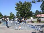 Der Skateplatz Oebrau musste demontiert werden. Im März wird ganz in der Nähe ein neuer Skaterpark eröffnet