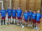 Die Gemeindemannschaft aus Meiningen