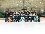 Die Kampfmannschaft des EHC Intrafit Lustenau