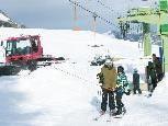 Die Skilifte Schuttannen laden zum Vielseitigkeitsrennen.
