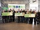 In der Inatura wurde am Donnerstag das Programm für die Umweltwoche 2011 präsentiert.