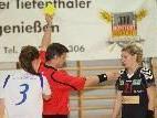 Lustenauerin Nadine Urban (21)) steht dem SSV Dornbirn/Schoren als Spielerin nicht mehr zur Verfügung.