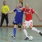 Murat Duru schoss viele Treffer in der Hofsteighalle.