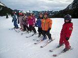 Schi, Schnee und Spaß sind Programm beim SV Hohenems.