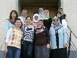 Schon einige Frauen haben den Deutsch- und Orientierungskurs erfolgreich absolviert.