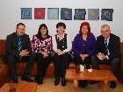 Stefan Fischnaller, Elisabeth Schwald, Katharina Neuhofer, Monika Willinger, Wolfgang Türtscher.