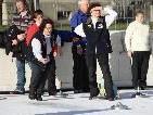 Stocksport vom Feinsten beim Turnier in Rankweil.