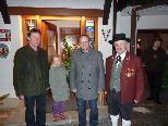 v.li.: Obmn. Markus Luger, BGM Bertram Luger, EKPM Willi Bitschnau