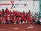 Alle Teilnehmer der TS Bregenz-Vorkloster mit den Trainerinnen Sonja Wild-Pöllmann, Sandra Mader und Anna Schattauer