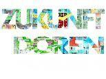 """Das Logo """"Zukunft Doren"""" entstand aus Kinderzeichnungen."""