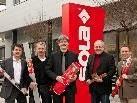Das Team hinter der neuen SOLA FOCUS.  (v.l.n.r.) Mag. Lukas Zwing, Reinhard Hämmerle, Mag. Wolfgang Scheyer, Günter Seebacher, Herbert Windhager