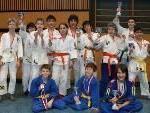 Dornbirner Judokas waren die Erfolgreichsten