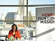 Geschäftsführerin Dr. Marijana Stoisits bei der Jahrespressekonferenz der Vienna Film Commission 2011