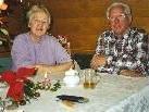 Noch viele gemeinsame Jahre wünschen sich Hannelore und Franz Rusch.