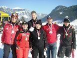 Toni Riedmann, Gertraud Pointner, Stefan Mangard, Helga Knapp, Klaus Netzer, Pius Netzer.