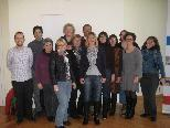 Zertifikatsverleihung Lehrgang Strategisches Freiwilligen Management