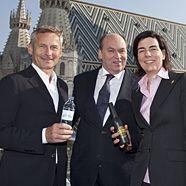Alfred Hudler, Siegfried Menz und Christiane Wenckheim verzeichnen Rekordabsätze.