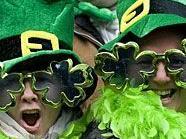 Am St. Parick's Day kann jeder für ein paar Stunden Ire sein.