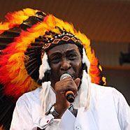 """Eddie """"The Chief"""" Clearwater gilt als Stargast des """"Vienna Blues Spring""""."""