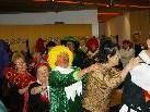 In bunten Faschingskostümen wurde auch bei der Lebenshilfe Kummenberg die fünfte Jahreszeit gefeiert!