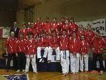 Karateclub Götzis - erfolgreichster Verein des Turniers
