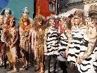 Kostümprämierung beim Kinderfest von Ore Ore Bregnz.