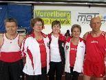 Leichtathleten-Masters auf dem Weg zur EM nach Gent