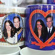 Prinz William und Kate Middleton wird es nicht nur als Tasse, sondern auch auf CD geben.