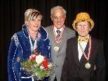 Prinzessin Gabi, Gottfried Feuerstein und Elvira Dür.