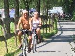 Viele Teilnehmer beim Fahrradwettbewerb erwünscht