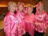 Vier lustige Frauen