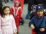 Zum Faschingsausklang ein Riesenfest für die Kinder