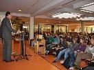 300 SchülerInnen nahmen an den Informatinsveranstaltungen teil