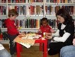 Auch im Mai freut sich das Team der Frastner Bibliothek über viele Bücherzwerge