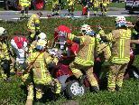 Auch im vergangenen Jahr rückte die Feuerwehr Lustenau im Durchschnitt drei Mal pro Woche für Noteinsätze aus.
