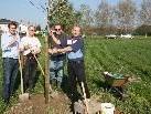 Bäume die man heute pflanzt und pflegt sind eine Investition in die Zukunft und für unsere nächste Generation