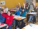 Beim Elternsprechtag informieren die einzelnen Lehrer über Mitarbeit oder Sozialverhalten der Schüler